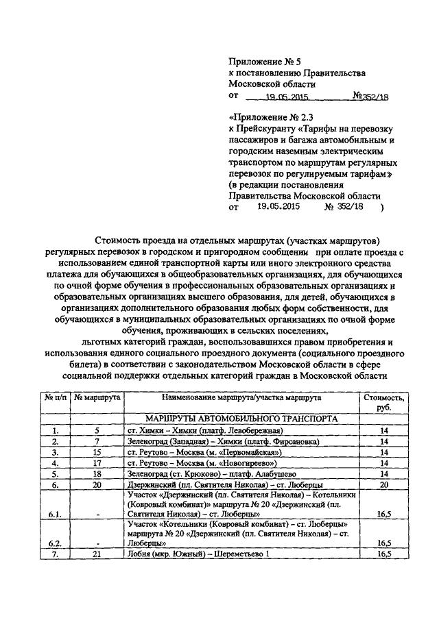 Конкурс на организацию регулярных перевозок по регулируемым тарифам